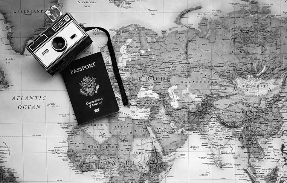 visto d ingresso sul passaporto per italiani all'estero